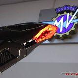 MV Agusta F3 800 Oscura - rear