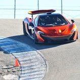 McLaren P1 Laguna Seca