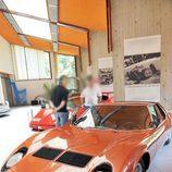 Museo Bertone - Lamborghini Miura S