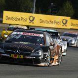 Wehrlein sufrió el domingo en DTM Moscú