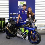 A subasta una Yamaha YZF R1 réplica Valentino Rossi