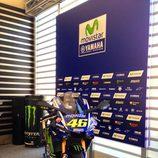 Yamaha YZF R1 réplica Valentino Rossi se subasta
