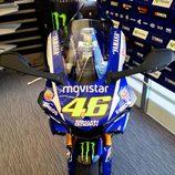 Consigue una Yamaha firmada por Valentino Rossi