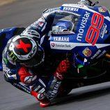 Lorenzo se ve más rápido que Rossi