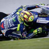 Rossi no cree estar en desventaja