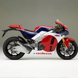 Honda RC213V-S - perfil