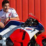 Honda RC213V-S y Marc Márquez