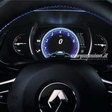 Renault Megane 2015 5 puertas - tablero