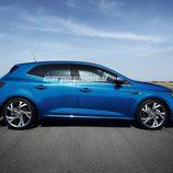 Renault Megane 2015 5 puertas - side