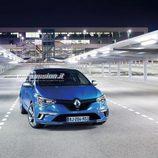 Renault Megane 2015 5 puertas - delantera
