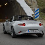 Mazda MX5 ND en movimiento