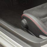 Mazda MX5 ND detalles de los asientos