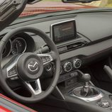 Mazda MX5 ND interior