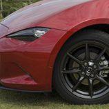 Mazda MX5 ND perfil del morro