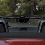 Mazda MX5 ND detalles vista trasera