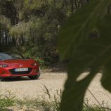 Mazda MX5 ND rojo frontal