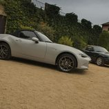 Mazda MX5 ND versiones delantera