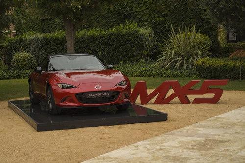 Mazda MX5 ND presentación