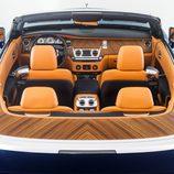Rolls Royce Dawn - interior