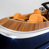 Rolls Royce Dawn - tapa