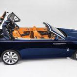 Rolls Royce Dawn - capota