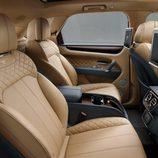 Bentley Bentayga - plazas traseras