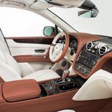 Bentley Bentayga - interior