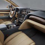Bentley Bentayga - salpicadero