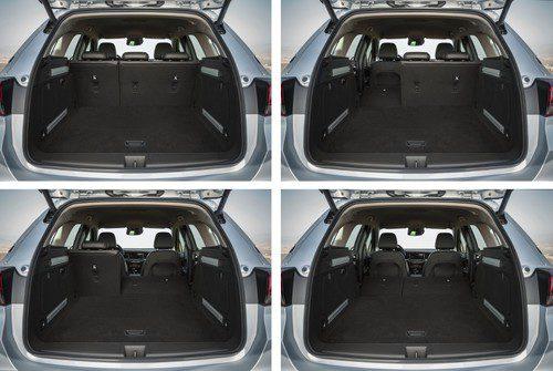 Opel Astra Sports Tourer - Maletero
