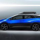 Honda Civic Tourer Life Active Concept - Lateral