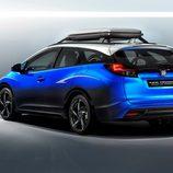 Honda Civic Tourer Life Active Concept - Trasera