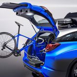 Honda Civic Tourer Life Active Concept - Plataforma de carga