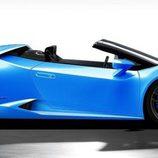 Lamborghini Huracán Roadster - redner
