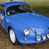 Alpine A106 - Frontal