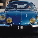Alpine A110 - Frontal