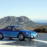 Alpine A110 - Lateral
