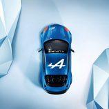 Alpine Celebration Dieppe Show Car - Cenital