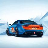 Alpine Celebration Dieppe Show Car - Trasera 3/4