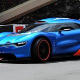 Alpine A110-50 - Lateral