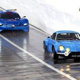 Alpine A110-50 y Alpine A110