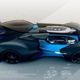 Alpine Vision Gran Turismo - Concepto