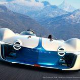 Alpine Vision Gran Turismo - Frontal