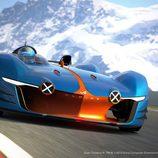 Alpine Vision Gran Turismo - Frontal 2