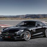 Mercedes_AMG Brabus GTS - Frontal 3/4