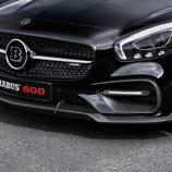 Mercedes_AMG Brabus GTS - Frontal detalle