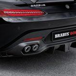 Mercedes_AMG Brabus GTS - Trasera detalle