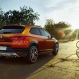 Seat Leon Cross Sport Concept - Trasera 2