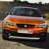 Seat Leon Cross Sport Concept - Frontal 2