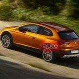 Seat Leon Cross Sport Concept - Barrido aéreo