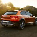 Seat Leon Cross Sport Concept - Trasera 3/4 2